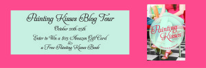 Painting Kisses Blog Tour Banner
