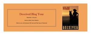 Deceived Blog Tour Banner